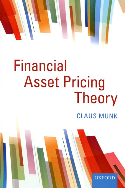 Financial asset pricing theory. 9780198716457