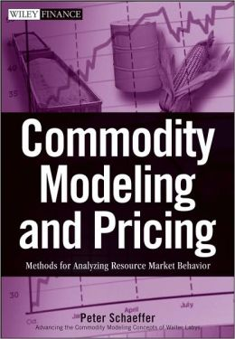 Commodity modeling and pricing. 9780470317235