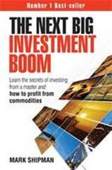 The next big investment boom. 9780749451042