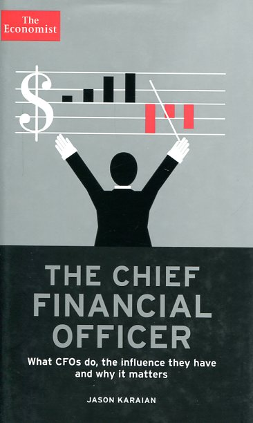 The chief financial officer. 9781610393850