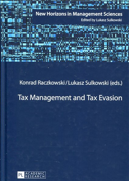 Tax management and tax evasion. 9783631651902