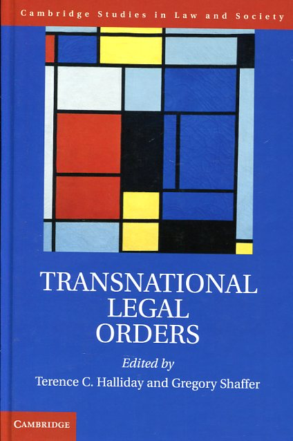 Transnational legal orders. 9781107069923