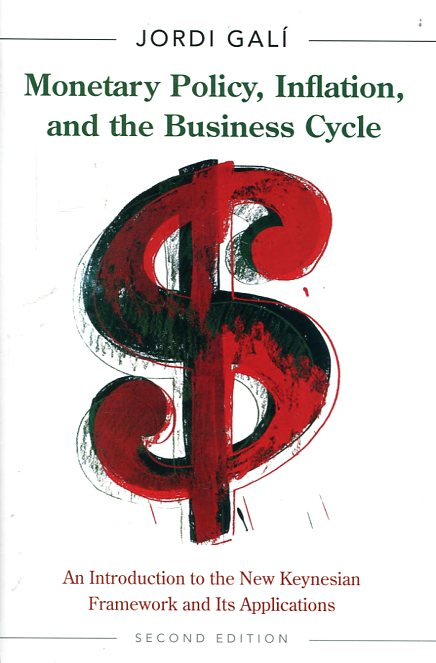 Monetary policy, inflation, and the business cycle. 9780691164786