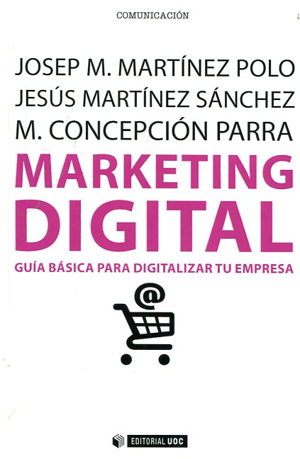 Marketing digital. 9788490647110
