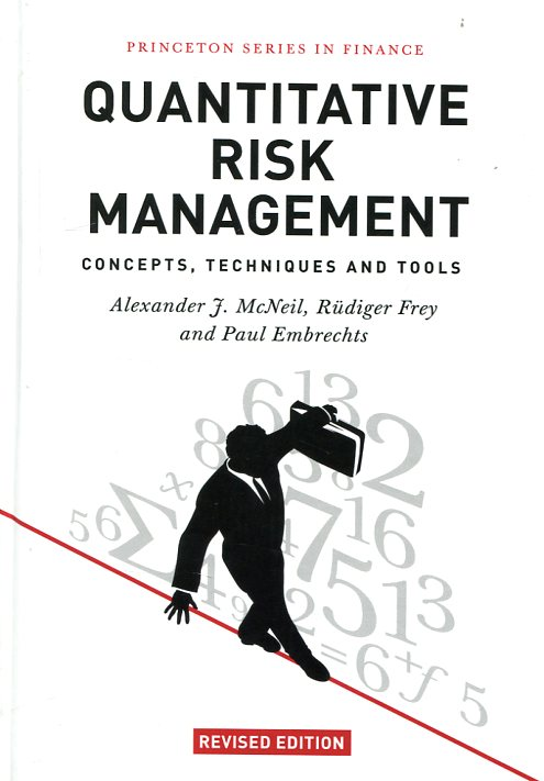 Quantitative risk management. 9780691166278