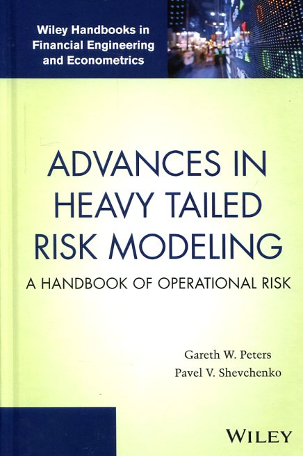 Advances in heavy tailed risk modeling. 9781118909539
