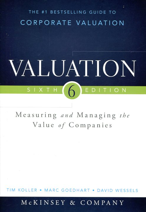 Valuation. 9781118873700
