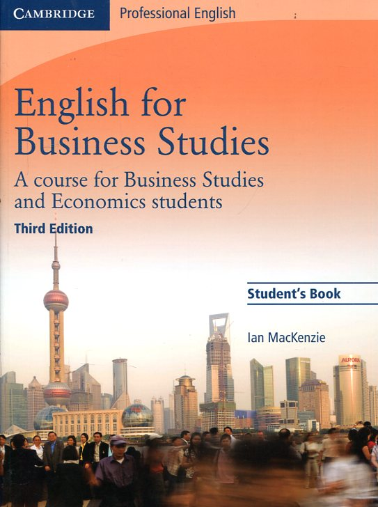 English for business studies. 9780521743419