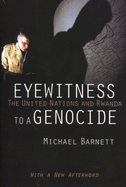 Eyewitness to a genocide. 9781501702433