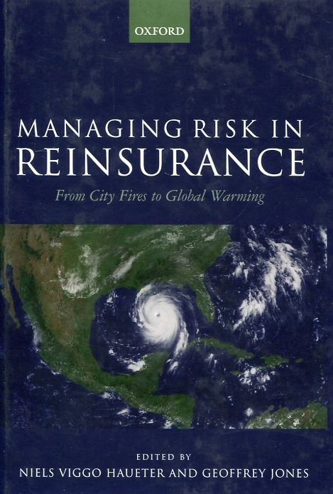 Managing risk in reinsurance . 9780198754916