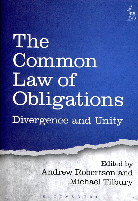 The common Law of obligations. 9781782256564
