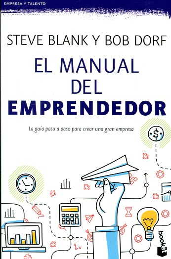 El manual del emprendedor. 9788498754223