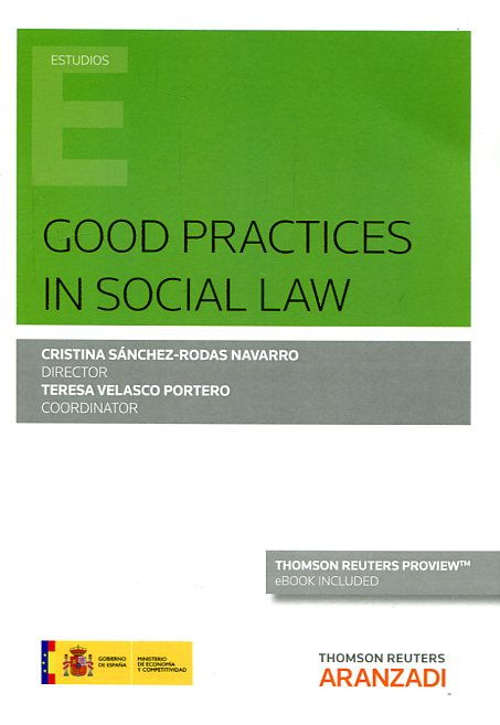 Good practices in social Law. 9788490995532