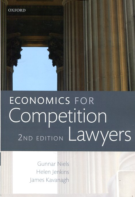 Economics for competition lawyers. 9780198717652