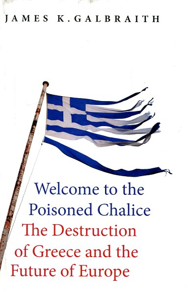 Welcome to the poisoned chalice. 9780300220445