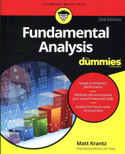 Fundamental analysis for dummies. 9781119263593