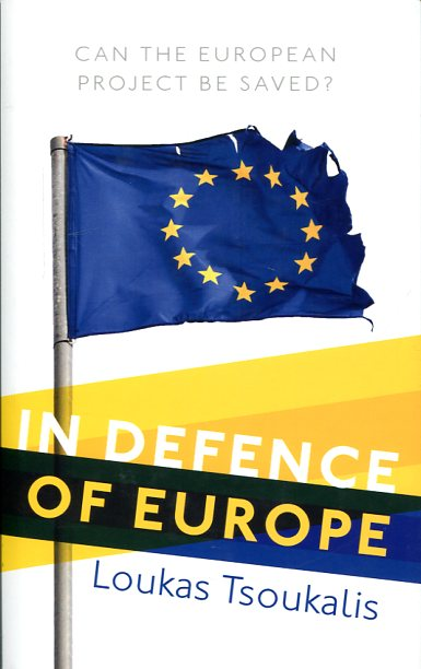 In defence of Europe. 9780198755319