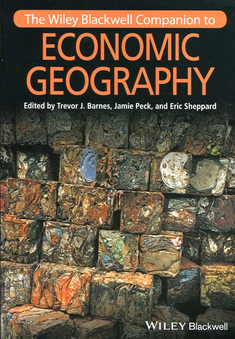 The Wiley-Blackwell companion to economic geography. 9781119250647