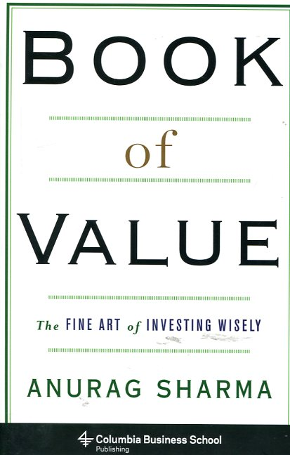 Book of value. 9780231175425