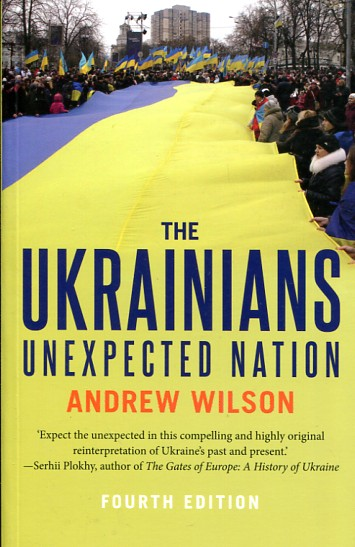 The ukrainians. 9780300217254