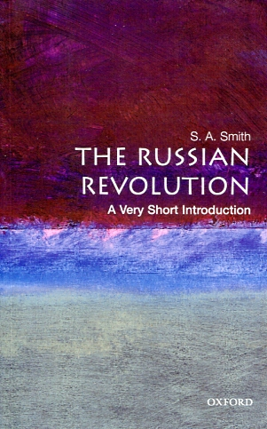 The Russian Revolution. 9780192853950