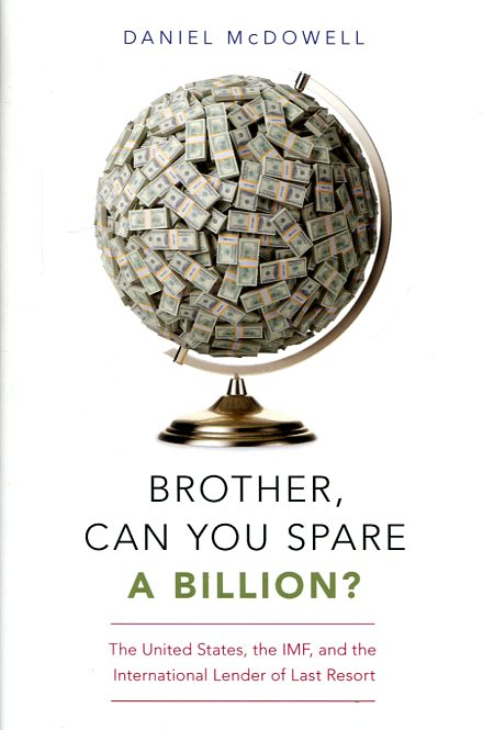 Brother, can you spare a billion?. 9780190605766