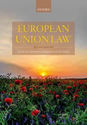 European Union Law. 9780198789130