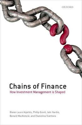 Chains of finance. 9780198802945