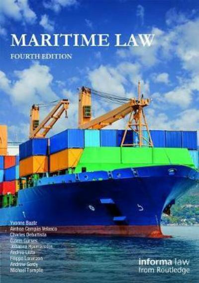 Maritime Law. 9781138104839