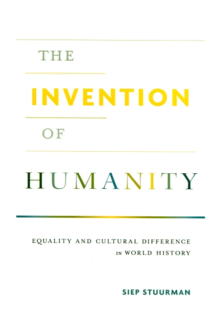 The invention of humanity. 9780674971967