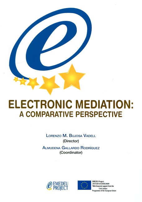 Electronic mediation. 9788490454046