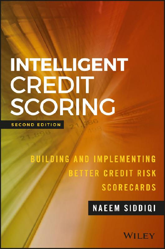 Intelligent credit scoring . 9781119279150