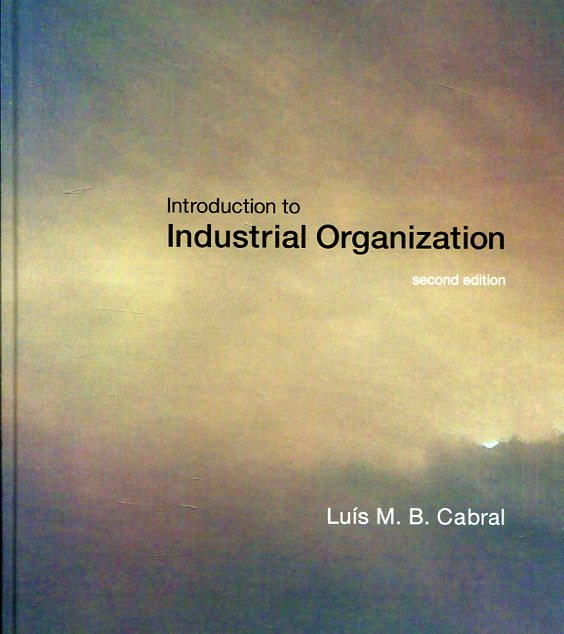 Introduction to industrial organization. 9780262035941