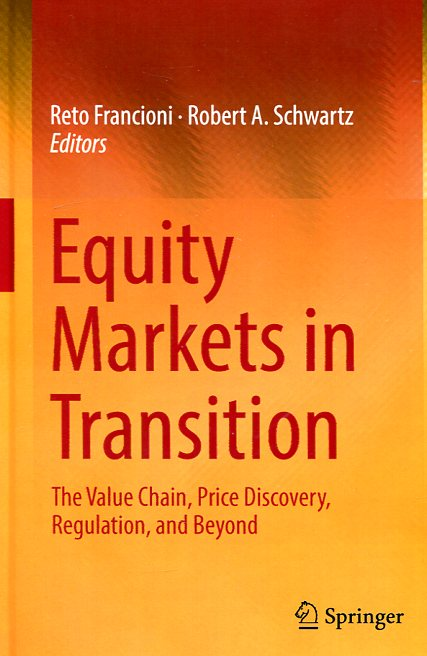 Equity markets in transition. 9783319458465