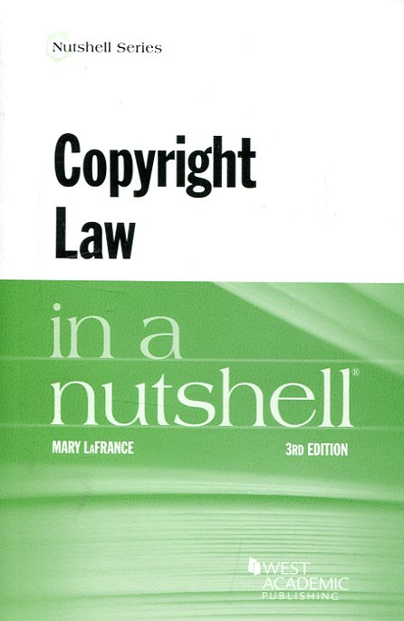 Copyright Law in a nutshell. 9781634603041