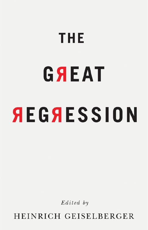 The great regression. 9781509522361