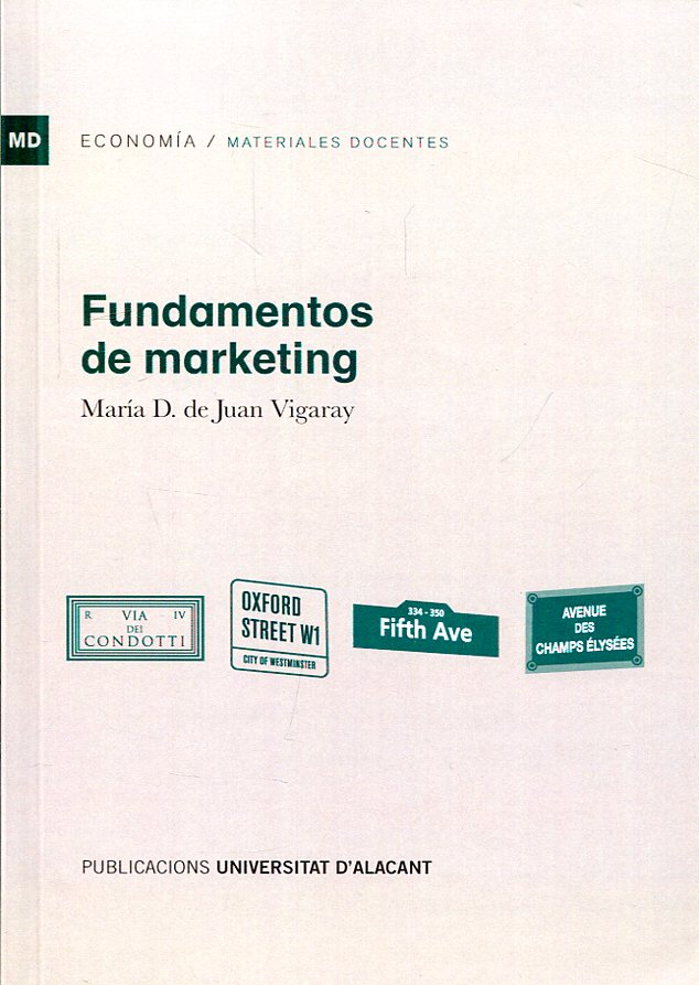 Fundamentos de marketing. 9788497175135
