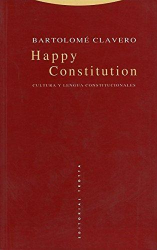 Happy constitution