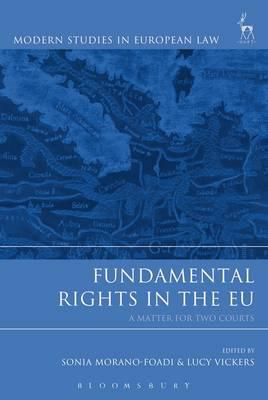 Fundamental rights in the EU. 9781509915477