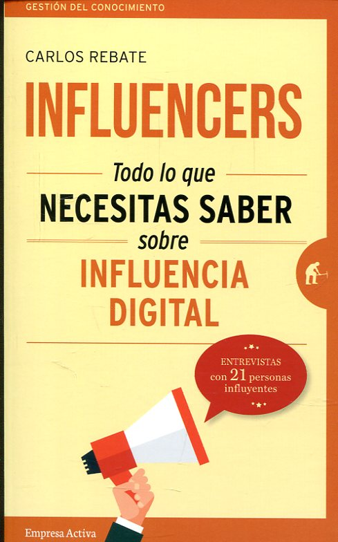Influencers. 9788492921768
