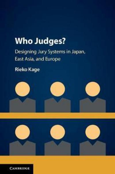 Who judges?. 9781107194694