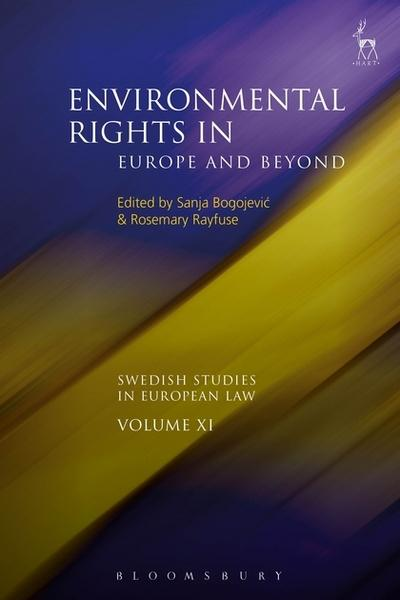Environmental rights in Europe and beyond. 9781509911110