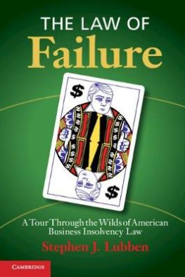 The Law of failure. 9781316640418