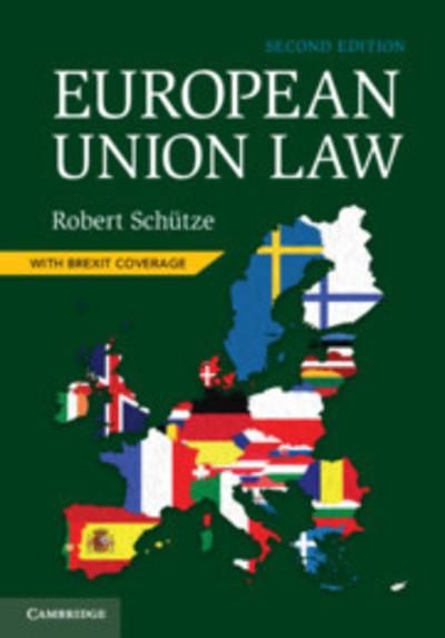 European Union Law. 9781108455206