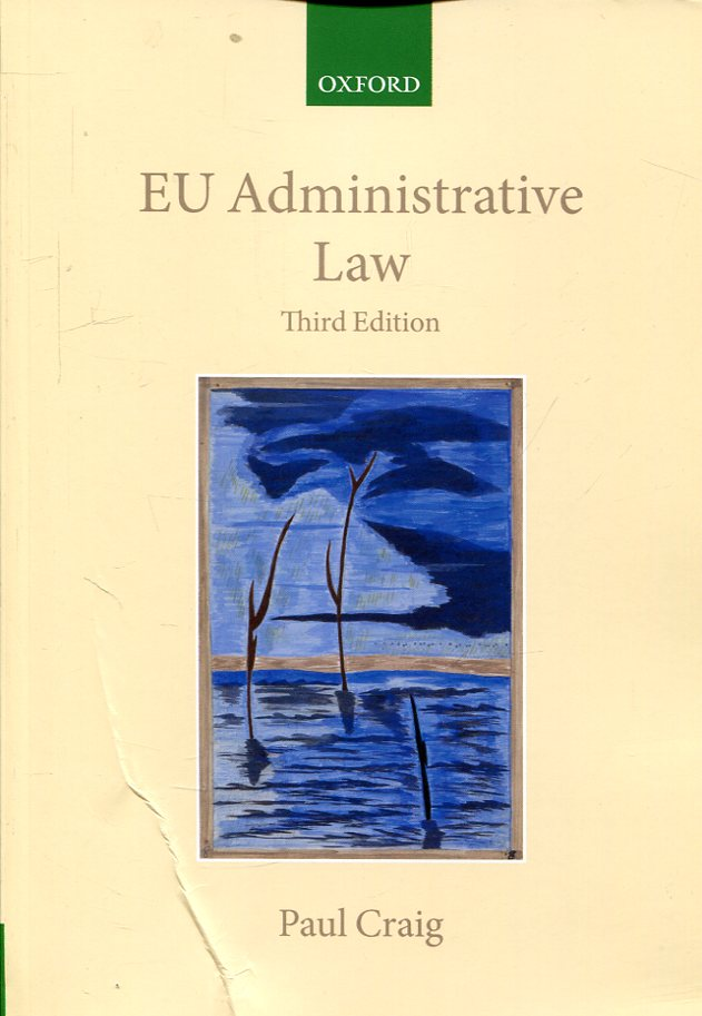 EU Administrative Law. 9780198831655