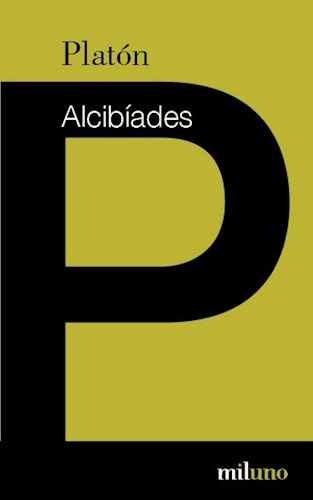 Alcibíades Mayor. 9789873782077