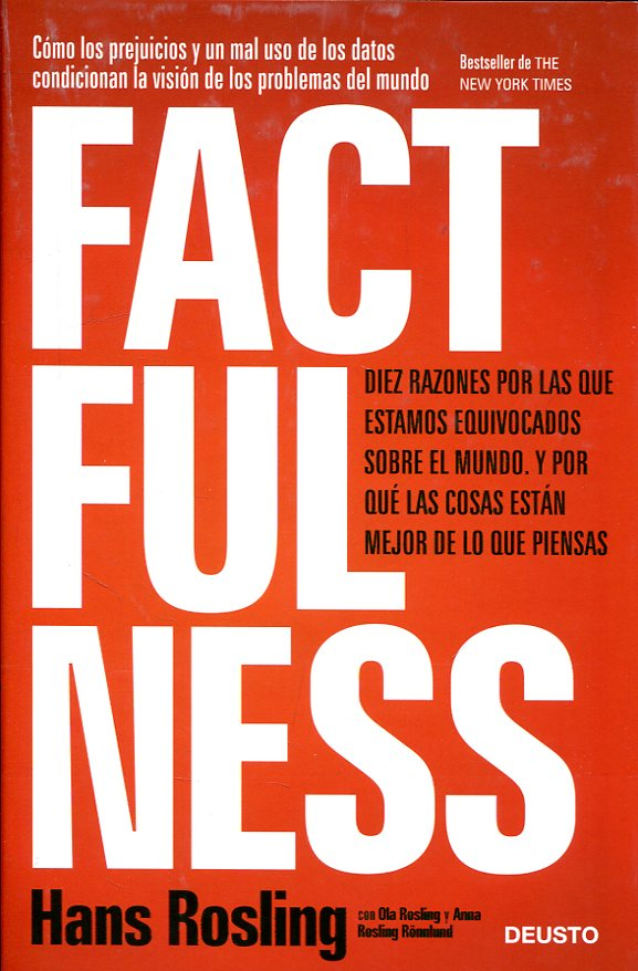 Factfulness. 9788423429967
