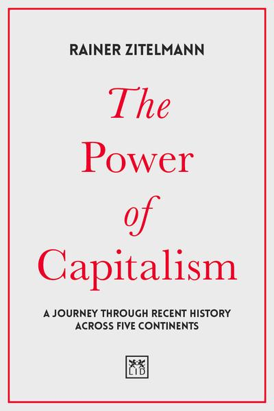 The power of capitalism. 9781912555000