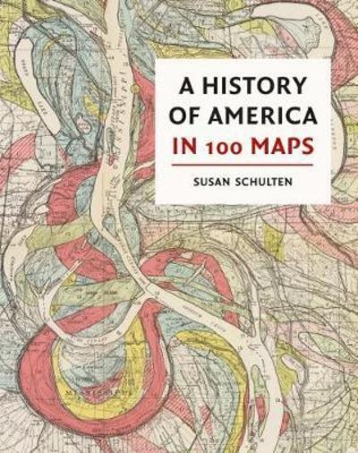A history of America in 100 maps. 9780712352178