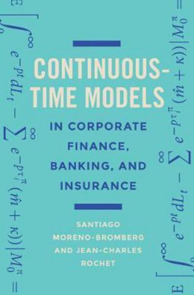 Continuous-time models. 9780691176529